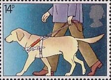 Timbres chiens avec 2 timbres