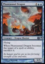 *MRM* FR 4x Dragon phantasmatique (Phantasmal Dragon) MTG Magic 2010-2015