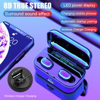 G6S TWS Bluetooth 5.0 Headset Stereo Wireless Earbuds Headphones Earphones IPX7