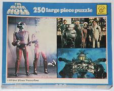 THE BLACK HOLE RETRO 1979 WALT DISNEY 250 JIGSAW PUZZLE SHRINK SEALED