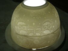 Magic Light, Tealight Dome Lights Starlight Lantern wintereule Owl