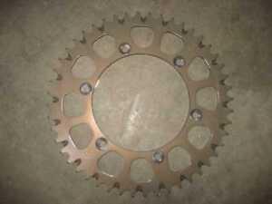 Yamaha Wr 250 Piñón Rueda Motriz Sprocket 48 Dientes Alurad Cross 13323-48Z