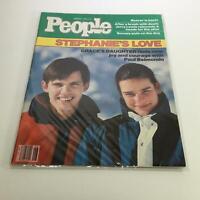 People Magazine: Feb 7 1983 - Stephanie's Love: Joy & Courage with Paul Belmondo