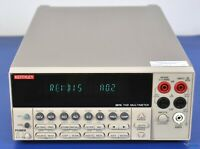 Keithley 2015 6.5 Digit 6 1/2 Digit THD Multimeter 1000V 3A - NIST Calibrated