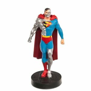 Eaglemoss DC Superhero- CYBORG SUPERMAN, DC Superhero Collection