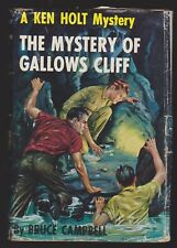 The Mystery of Gallows Cliff, Ken Holt Mystery, 1960