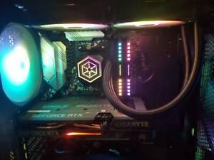 New Gaming PC Setup Ryzen 7 3700x 8 core