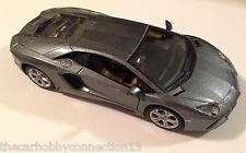Maisto Diecast 1:24 Scale 2012 Lamborghini Aventador LP 700-4 Grey (loose)