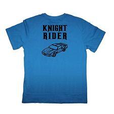 Knight Rider Kitt 80's Hasselhoff car Shirt Size Agent Black S-XXXL Many Colours