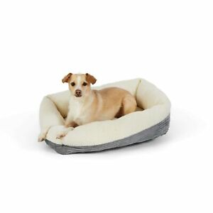Amazon Basics Warming Pet Bed For Cats or Dogs 24-Inch Rectangle New