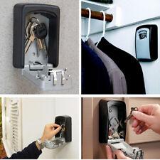 Wall Mounted Mini Key Safe / Key locker 4 digit combination lock