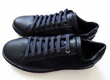 $1075 BRIONI Limited Edition Pony Hair Trim Sneakers Shoes 11.5 US 44.5 Euro