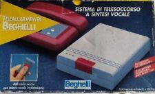 TELESOCCORSO BEGHELLI SALVAVITA SOS ANZIANI TELEALLARMEVITA CON TELECOMANDO