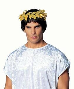 Costume Culture Roman Greek God Wreath Gold Halloween Costume Accessory 322313