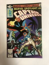 Marvel Spotlight (1980) # 9 (VF/NM) | Captain Universe | 1st Appearance Mr. E