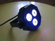 More details for kam par kit wfs powerful led dmx lighting system (4 lights) with controller