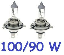 1 pr 12V H4 Globes Bulbs 100/90W 90 Watt Low & 100W High Beam based in Melbourne