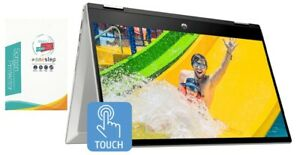 """2x Anti-Glare (Matte) Screen Protector for 14"""" HP Pavilion x360 14 2-in-1 Laptop"""