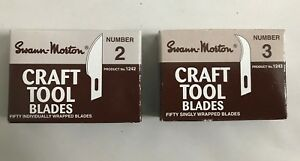 box of 50 craft tool no.3 (1243 )
