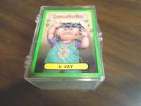 2012 12 TOPPS GARBAGE PAIL KIDS BNS 1 complete GREEN 110 CARD CARDS GPK