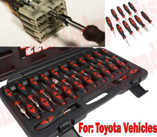 TOYOTA Sensor Harness Connector Release Electrical Terminal Pin Puller Tool Kit