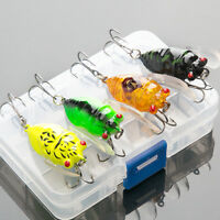 5cm Cicada Insect Lure Bait Fishing Lure Fishing Tackle Bait Fishing Accessories