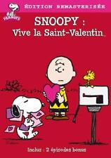 Snoopy Vive la Saint Valentin DVD NEUF SOUS BLISTER