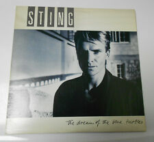 1985 Sting - The Dream Of The Blue Turtles LP A&M Records ‎– SP-3750 EX/VG+