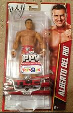 WWE PayPerView: Tables, Ladders, and Chairs Figure 2013 - Alberto Del Rio