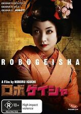 Robogeisha (DVD, 2010) - Region 4