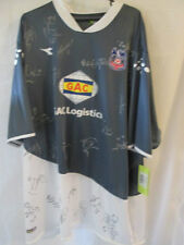 Crystal Palace 2009-2010 Away Squad Signed Football Shirt with COA /11674A