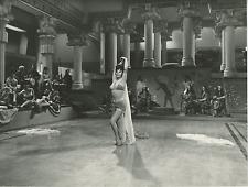 Esther e il re, Joan Collins Vintage silver print,un film de Raoul Walsh Tir
