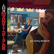 THE MAGNETIC FIELDS - 50 SONG MEMOIR  5 CD NEU