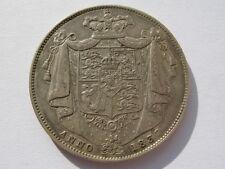 1837 William IIII Half Crown VF