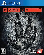 Used PS4 EVOLVE PlayStation 4 Import Japan