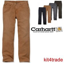 Carhartt 100096 Weathered Duck 5 Pocket Pant - All Colours -VAT Receipt Included