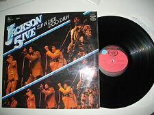 """MICHAEL JACKSON...JACKSON 5IVE... LP 12""""   33T...ZIP A DEE DOO DAH...1979"""