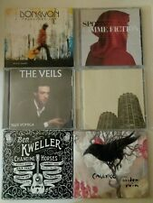 Alternative 6-CD Lot -Spoon,Wilco,Calexico,The Veils,Ben Kweller Etc