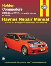 HAYNES WORKSHOP SERVICE REPAIR MANUAL BOOK HOLDEN COMMODORE VE 2006-2012