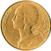 COIN / FRANCE / 20 CENTIMES 1981   #WT1391