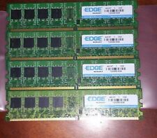 4GB =4X 1GB PC2-6400U Memory Ram for Dell Optiplex GX520 GX620 740 755 760 960