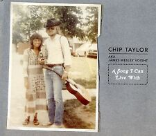CHIP TAYLOR - A SONG I CAN LIVE WITH   CD NEU