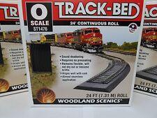 Woodland Scenics  O TRACK-BED ROADBED ROLL 24'  WOO1476-W