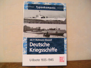 Deutsche Kriegsschiffe U-Boote 1935-1945 Typenkompass (Taschenbuch)
