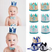 - krone haarband party - kopfschmuck baby geburtstagshut florale kopfbedeckung