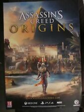 Assassin's Creed Origins: A2 Poster: Delivered in Tube