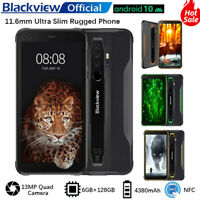 2020 Unlocked Rugged Phone Blackview BV6300 Pro Android 10.0 6GB+128GB Dual SIM