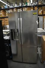 """Lg Lsxs26366S 36"""" Stainless Side By Side Refrigerator Nob #44952 Hrt"""