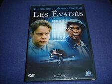 LES ÉVADÉS - DVD - Tim ROBBINS / Morgan FREEMAN
