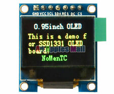 0.95 inch Colorful OLED Modul SSD1331 96X64 Resolution for 51 STM32 Arduino